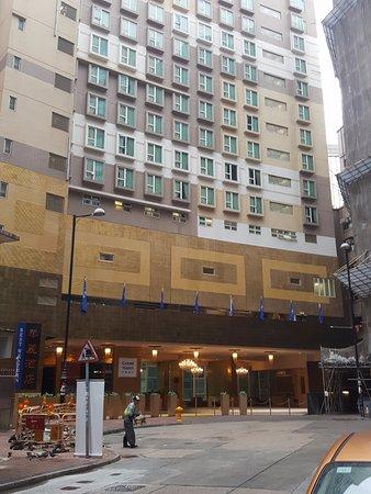 BEST WESTERN Grand Hotel Hong Kong Photo