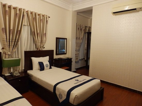 Thien Tung Hotel : chambre