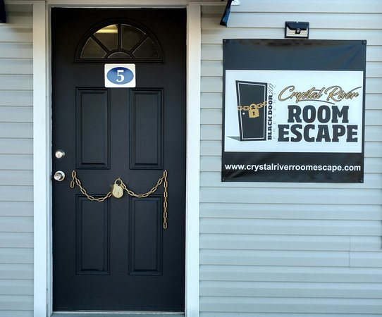 Crystal River Room Escape