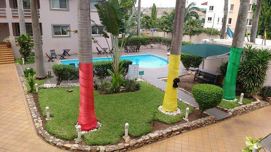 Crown Apartamento Hotel Photo