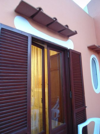 Aragonese : balconcino