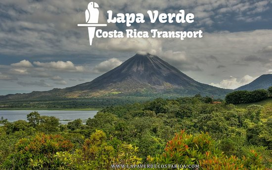 Tranfers Lapa Verde and shuttle in Costa Rica