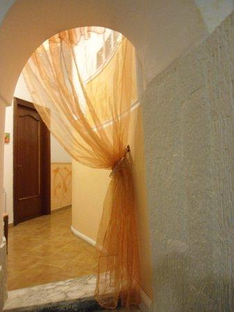 Aragonese : corridoio camere