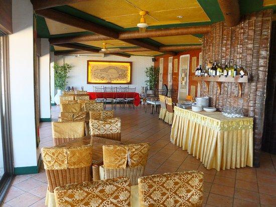 Leyte Park Resort Hotel: Dining Room
