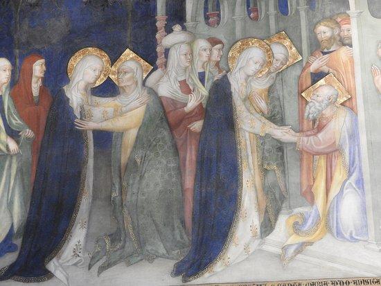 Oratorio di San Giovanni Battista : PARTICOLARE