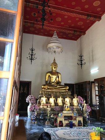 Photo of Tourist Attraction The Golden Mount (Wat Saket) at 344 ถนนจักรพรรดิพงษ์, Bangkok 10100, Thailand