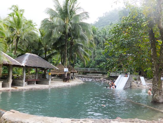 Abuyog, Filipiny: Main pool