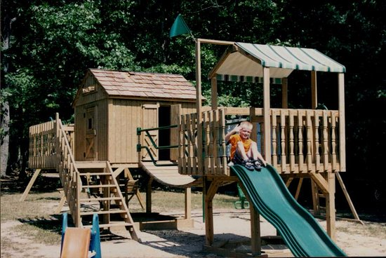 Louisa, VA: Playground
