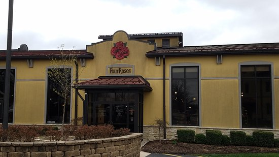 Coxs Creek, KY: A great time at Four Roses
