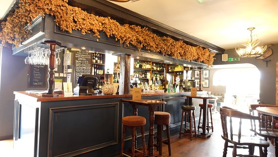 Knowle Sands, UK: Our bar