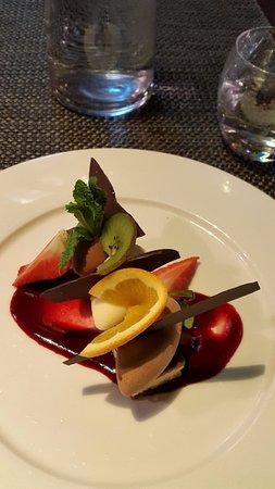 Portet-sur-Garonne, Frankrike: Dessert chocolat