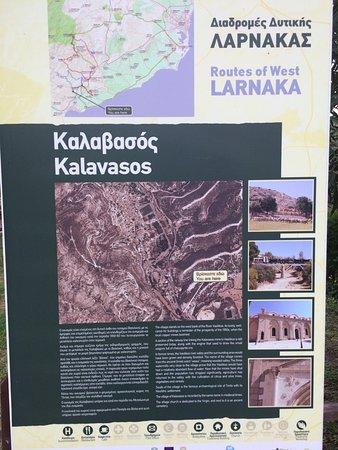 Kalavasos, Chipre: Informationen zur Ortschaft