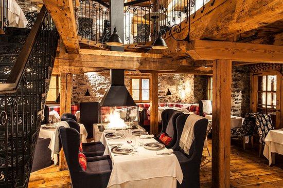 Auberge Saint-Antoine: Dine at Panache