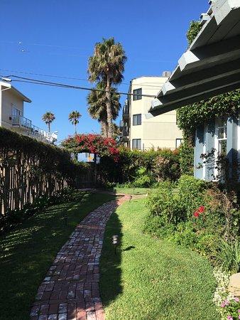 Venice Beach House: Spazi comuni