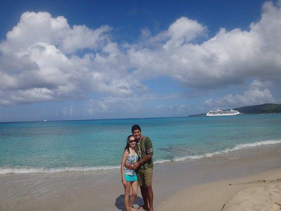 Sand Castle on the Beach: FB_IMG_1489954999637_large.jpg