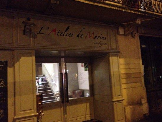 Obr zek za zen restaurant l 39 atelier de marius clermont ferrand tripadvisor - Atelier cuisine clermont ferrand ...