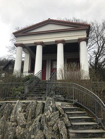 Eppstein, Deutschland: Das Restaurant am Kaisertempel ist wirklich schön und empfehlenswert