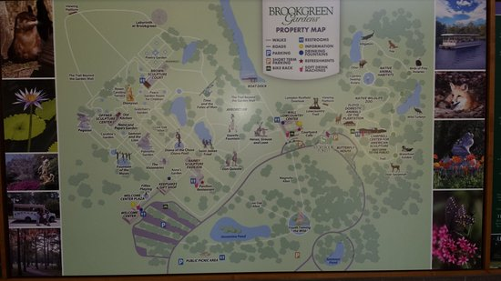 Murrells Inlet, Güney Carolina: Site Map