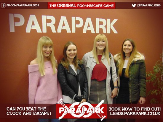 ParaPark Room-Escape - Leeds