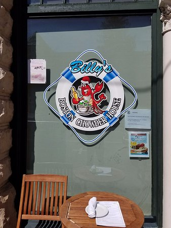 Los Gatos, CA: Outdoor dining area of Billy's