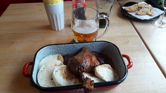 Janske Lazne, Tsjekkia: Restaurace Karmela
