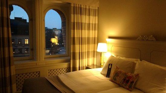 Radisson Blu Strand Hotel, Stockholm: Vista interna quarto triplo
