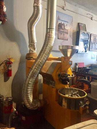 Cafe Stella: Brief visit with Vanilla steamer