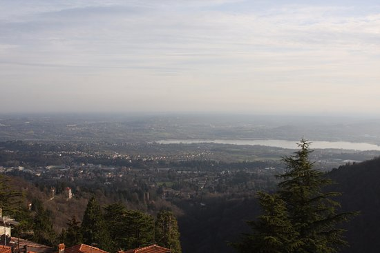 Museo Baroffio e del Santuario del Sacro Monte Sopra Varese: Panorama Sacro Monte