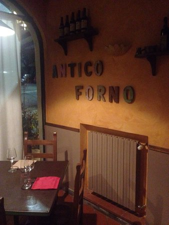 Villamagna, İtalya: Trattoria Antico Forno