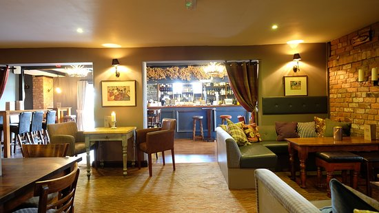 Knowle Sands, UK: bar