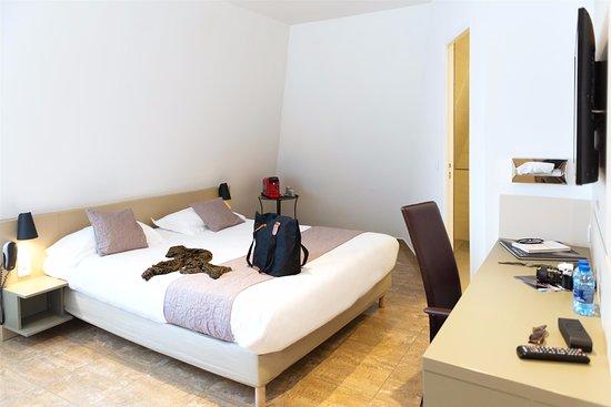 Aulnay-sous-Bois, Frankrike: Chambre Double Superieure