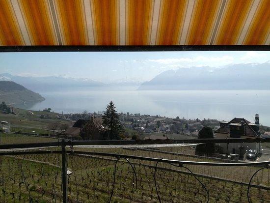 Grandvaux, Suiza: Relais de la Poste