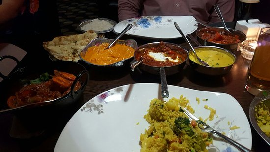 Wedmore, UK: Table Eight Indian Restaurant and Takaway