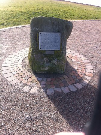 Fortrose, UK: The monument