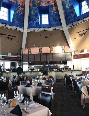 Queensview Steakhouse Kitchen