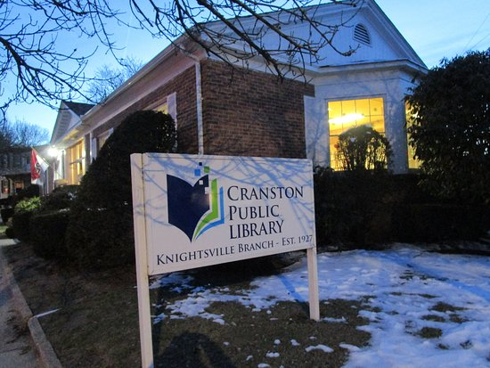 Knightsville Library in Cranston, R.I.