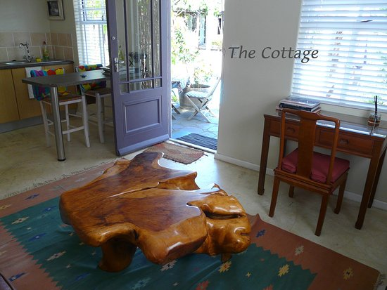 Darling, South Africa: The Cottage living room