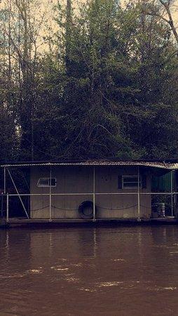 Pearl River, LA: Boat House