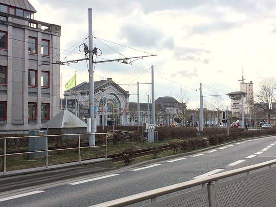 Gare de Charleroi-Sud - Picture of Gare de Charleroi-Sud