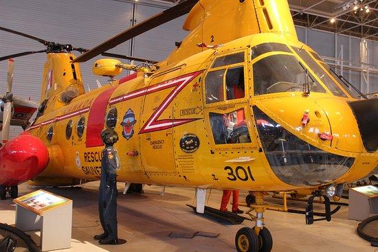 Musée de l'aviation et de l'espace du Canada Photo