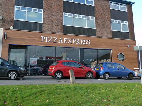 Outside Picture Of Pizza Express Bramhall Tripadvisor