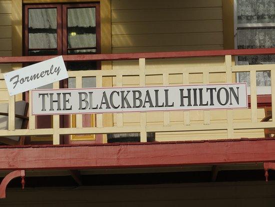 Greymouth, Nouvelle-Zélande : No longer The Blackball Hilton