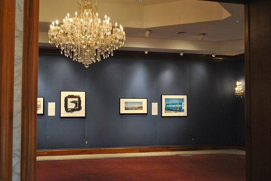 Malouf Abraham Family Art Center
