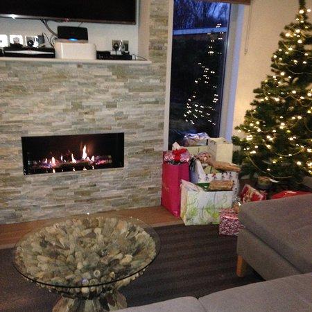 isle of eriska hotel spa island christmas 2015 in the hilltop reserve - Hilltop Christmas