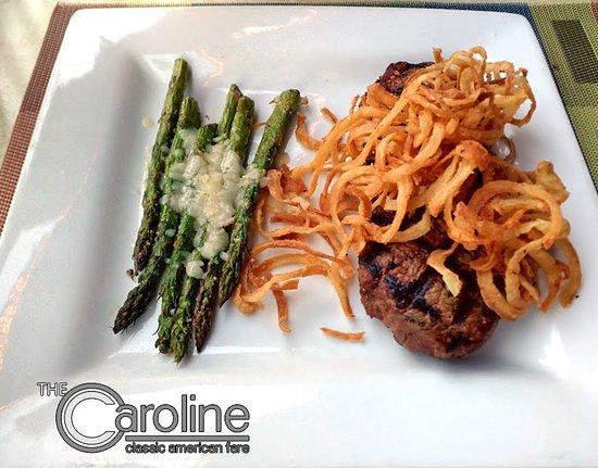 The Caroline : House steak