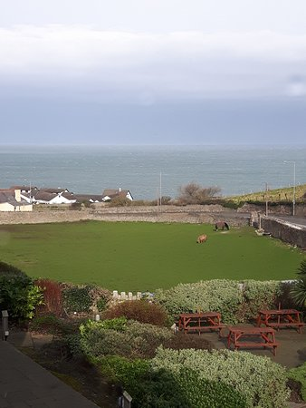 Premier Inn Llandudno North (Little Orme) Hotel: View from room 6