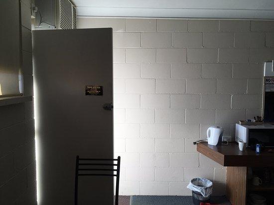 Motel Wellington : Great morning light.