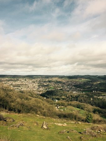 Matlock Bath, UK: Heights of Abraham