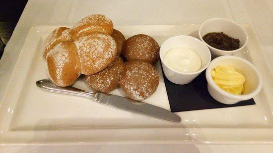 Duiven, Нидерланды: Breekbrood (voorgerecht)