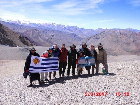 Trekking Travel Expediciones - Day Tours : cruce andes